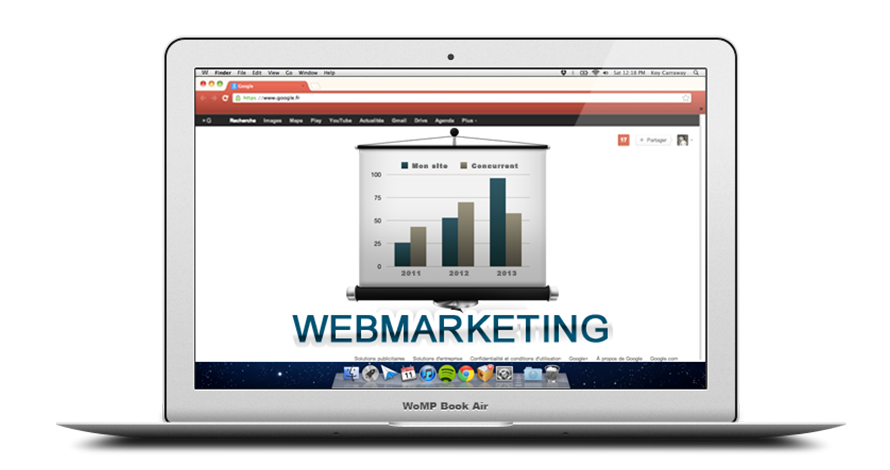 internet webmarketing
