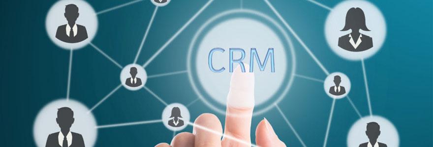 logiciel service client