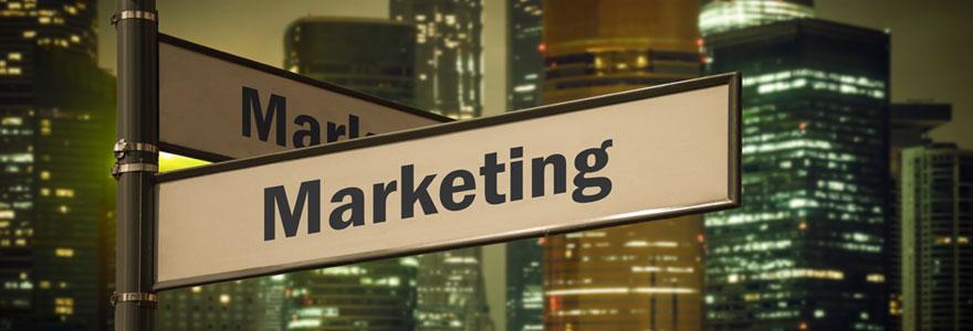 le marketing client